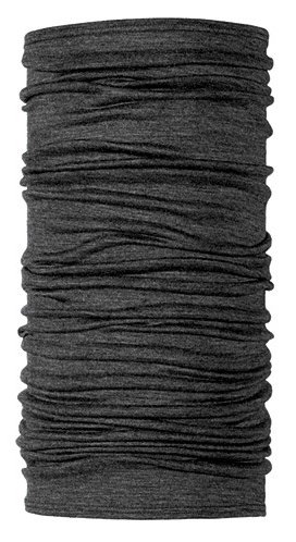 Купить Бандана BUFF MERINO WOOL SOLID GREY, Банданы и шарфы Buff ®, 842430