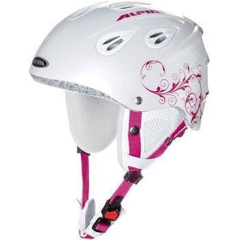 Купить Зимний Шлем Alpina JUNIOR GRAP junior white-rose Шлемы для горных лыж/сноубордов 1131247