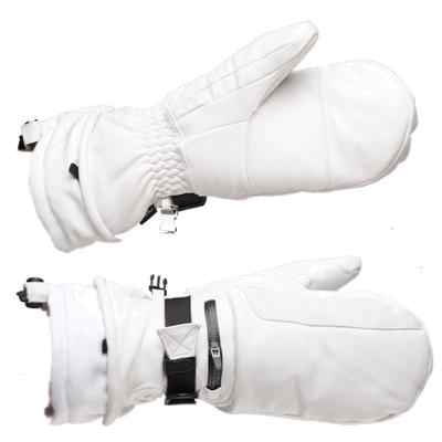 Варежки GLANCE Freesoul Mitten (Sympatex) (white) белый