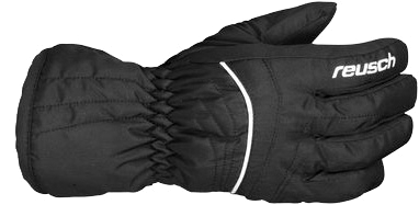 Перчатки горные REUSCH 2012-13 JUNIOR BOY SKI Aron Junior black / white