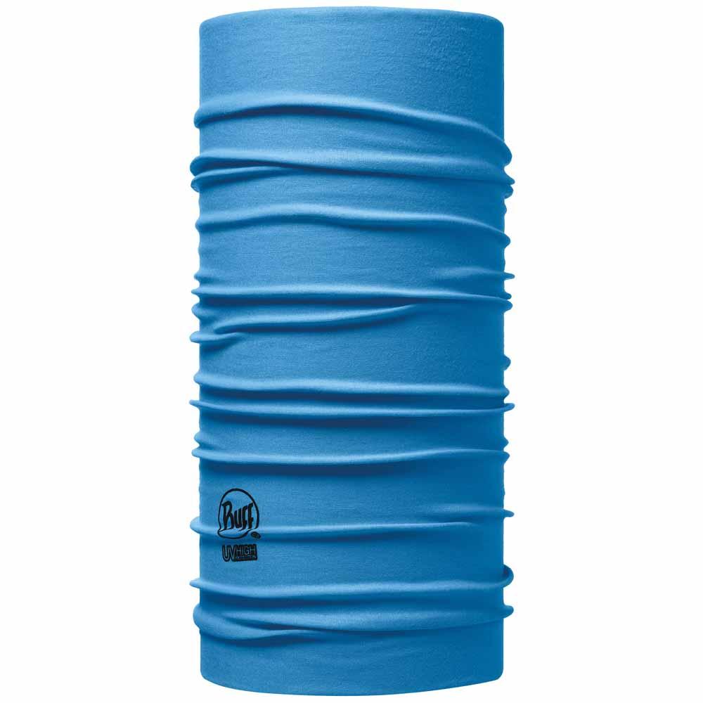 Купить Бандана BUFF Solid Colors HIGH UV BRILLIANT BLUE Банданы и шарфы Buff ® 1149539