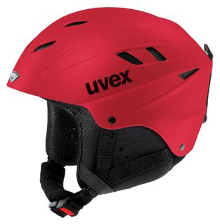 Купить Зимний Шлем UVEX X-RIDE JUNIOR red, Шлемы для горных лыж/сноубордов, 702850