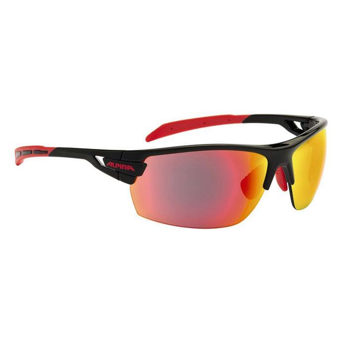 Купить Очки солнцезащитные Alpina 2018 TRI-SCRAY black-red, солнцезащитные, 1225977