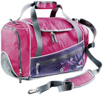 Сумка Deuter 2015 School Hopper blueberry butterfly