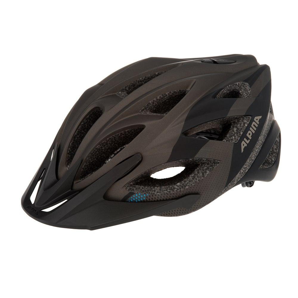 Купить Летний шлем Alpina TOUR Skid 2.0 L.E. black-anthracite, Шлемы велосипедные, 1179993