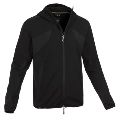 Куртка туристическая Salewa AlpineXtrem WIND RIVER SW M HOOD JKT black