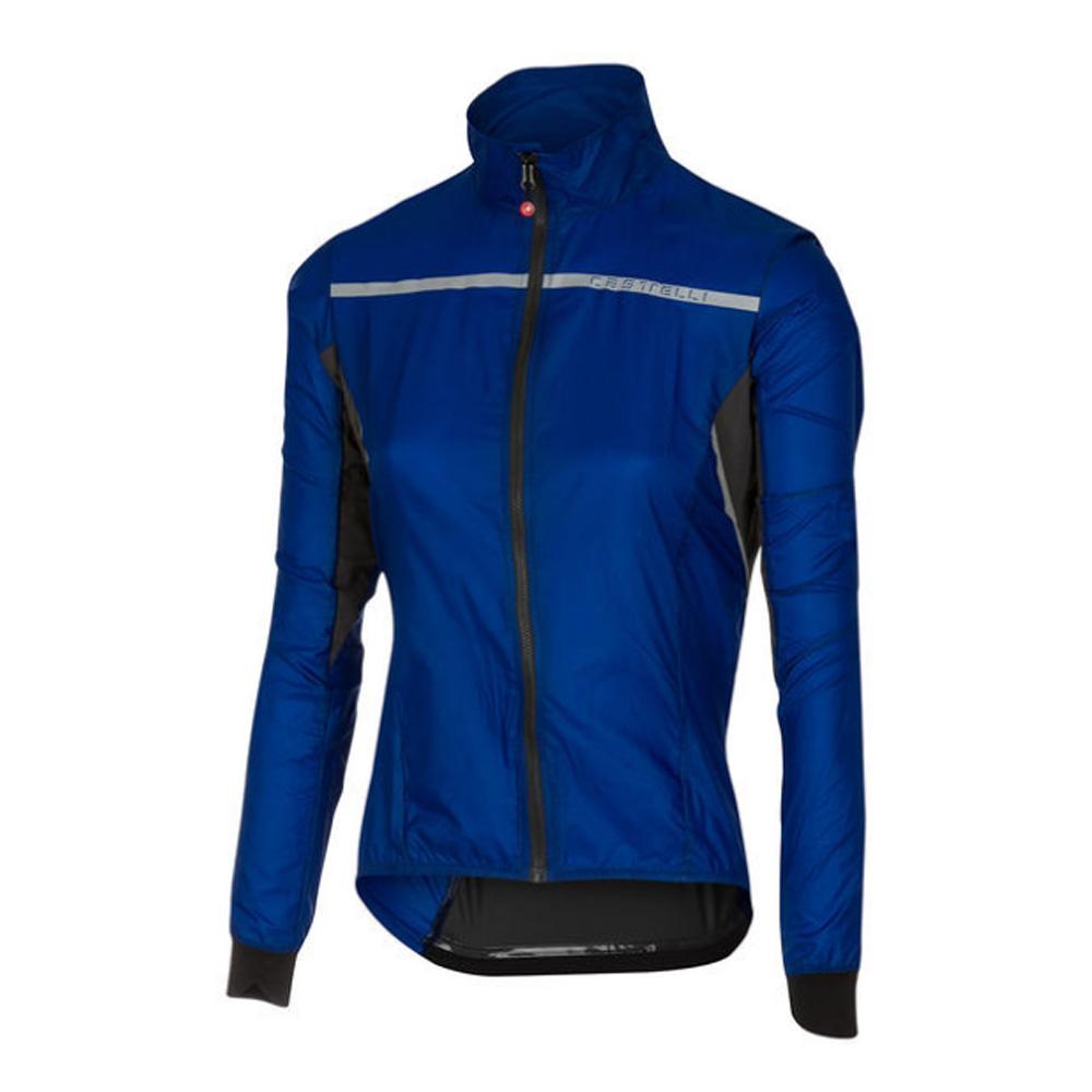 Купить Велокуртка Castelli 2017 SUPERLEGGERA W JCK surf blue Велоодежда 1337118