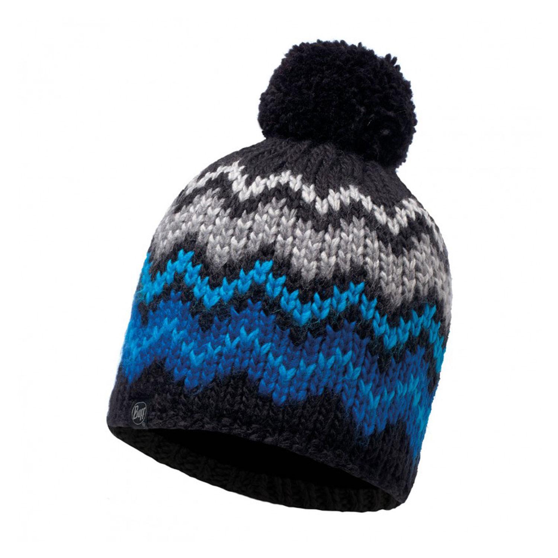 Шапка Buff Knitted & Polar Hat Danke Black