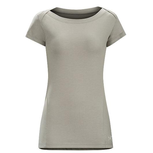 женская футболка arcteryx