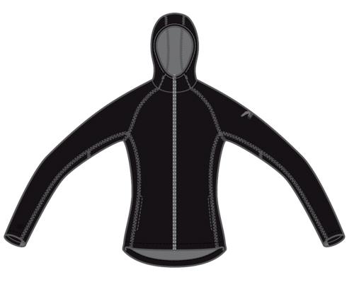 Купить Куртка туристическая Salewa Alpine Active ZINNIA DST W JKT black (черный) Одежда 716651