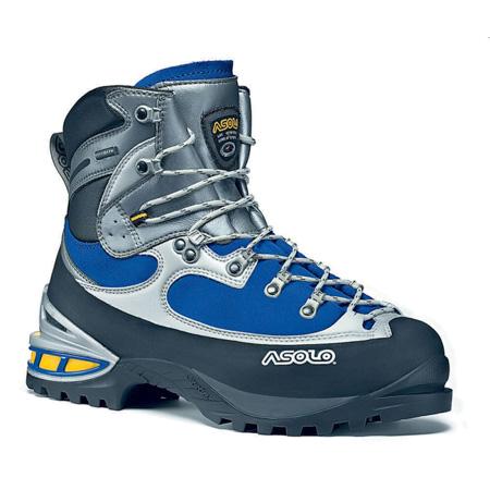 Купить Ботинки для альпинизма Asolo ALPINE Lhotse GV MM Royal-Silver Альпинистская обувь 758030