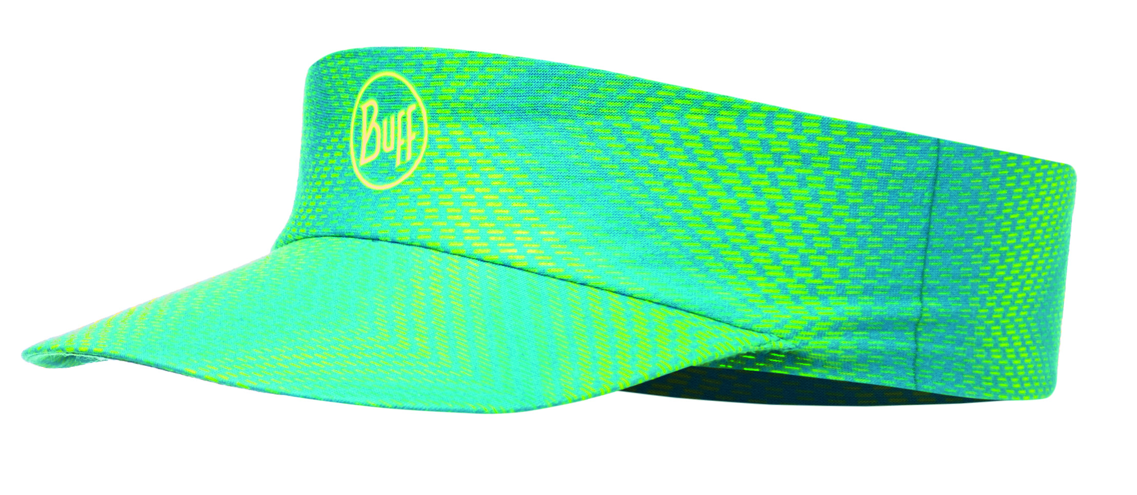 Купить Кепка BUFF Visor R-JAM LIME Банданы и шарфы Buff ® 1266845