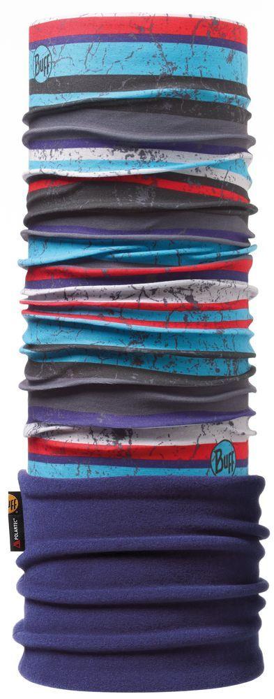 Бандана BUFF CHILD POLAR DASH / NAVY Детская одежда 1168927  - купить со скидкой