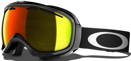 Купить Очки горнолыжные Oakley ELEVATE jet black w/fire iridium 705497