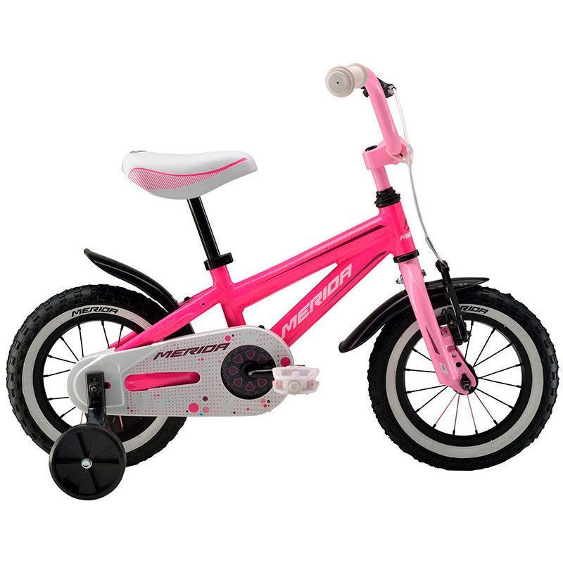 Велосипед Merida Bella J12 2016 Pink/pink