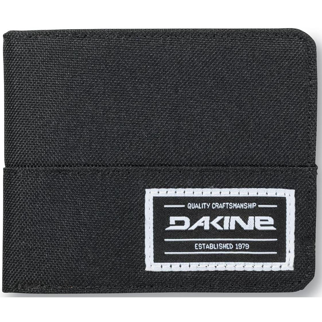 Кошелек Dakine Payback Wallet Black