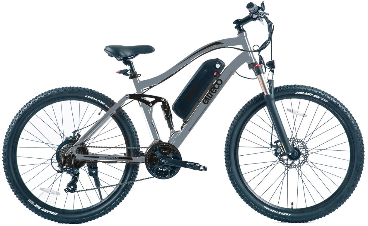 Купить Электровелосипед ELTRECO 2018 FS 900 Grey, Электровелосипеды, 1410147