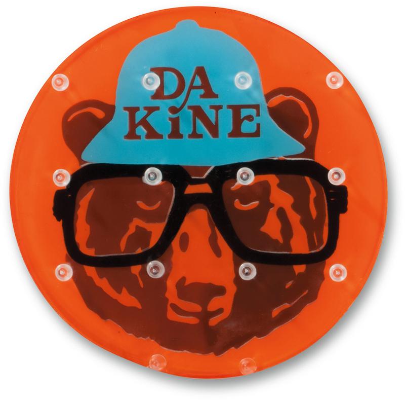 Купить Наклейка на доску DAKINE 2014-15 Circle Mat BEAR, Аксессуары, 1143492