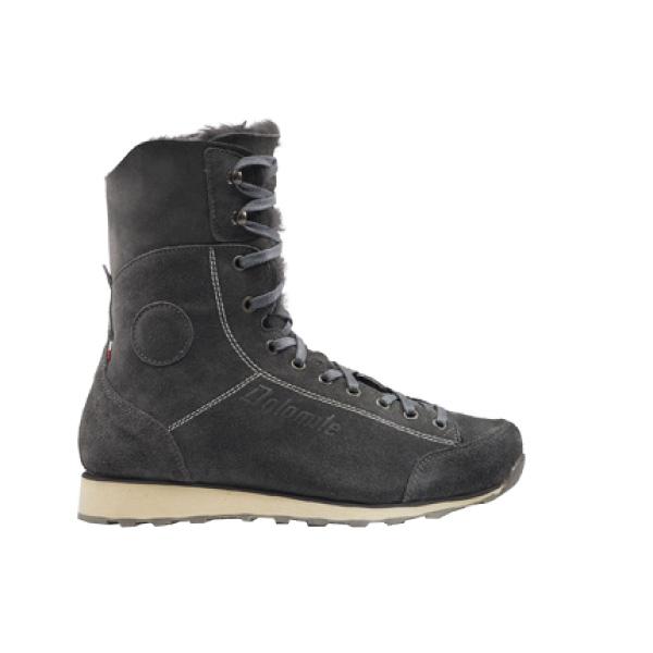 Купить Ботинки городские (высокие) Dolomite 54 SHEARLING High WS Grey, Обувь для города, 1076896
