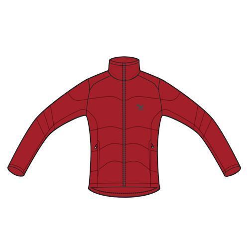Купить Куртка туристическая Salewa Alpine Active MAOL DWN M JKT red (красный) Одежда 752037