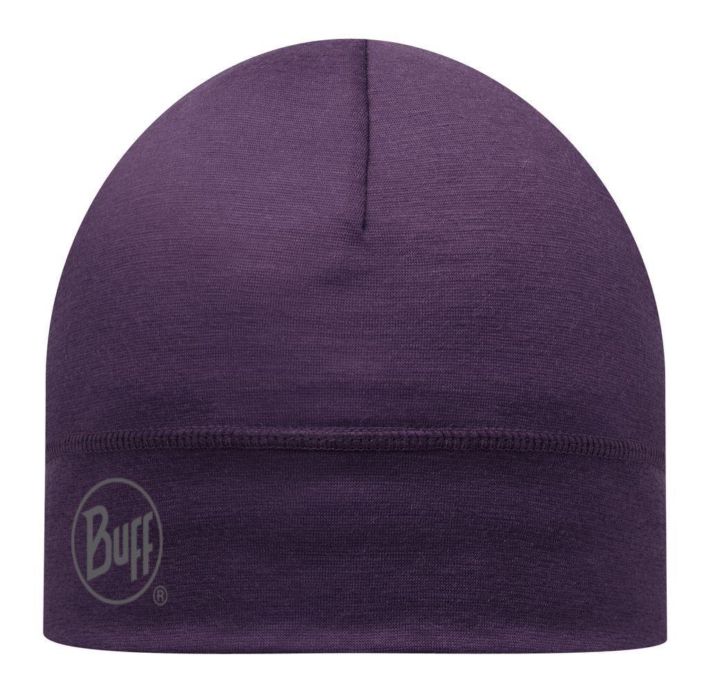 Купить Шапка BUFF WOOL SOLID PLUM Банданы и шарфы Buff ® 1169247
