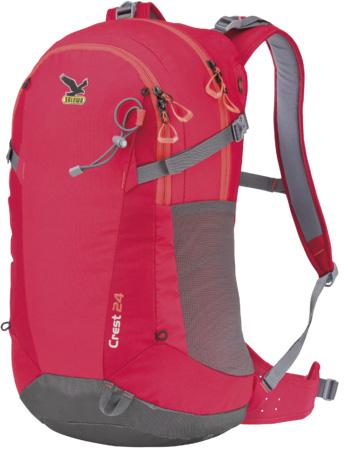Купить Рюкзак Salewa Hiking Crest 24 red/grenatine Рюкзаки туристические 1073245