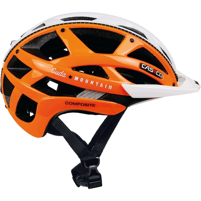 Летний Шлем Casco Sport Mountain Cuda Mountain Bright Orange от КАНТ