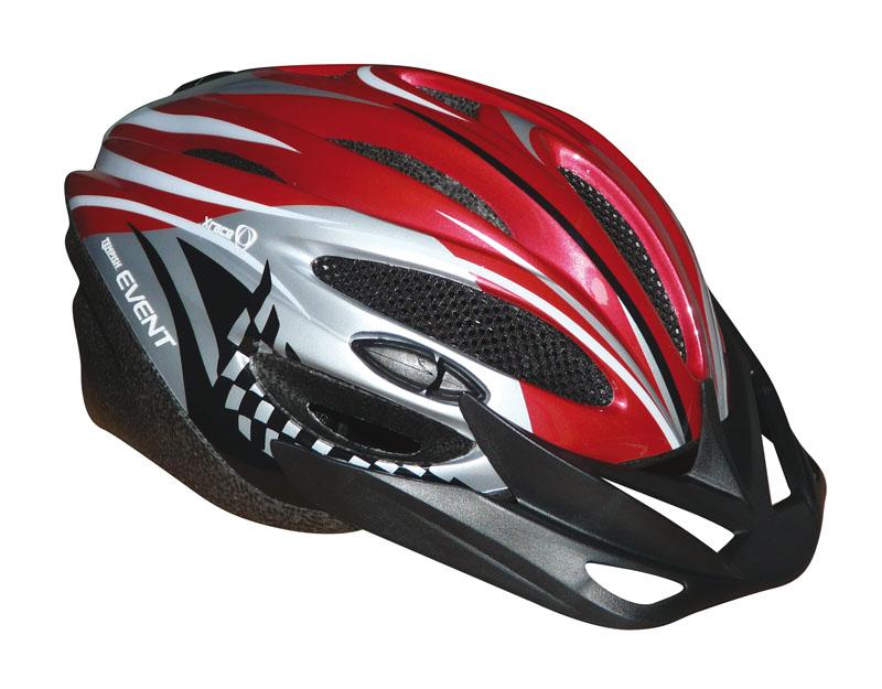 Летний шлем TEMPISH 2016 EVENT red, Шлемы велосипедные, 1179603  - купить со скидкой