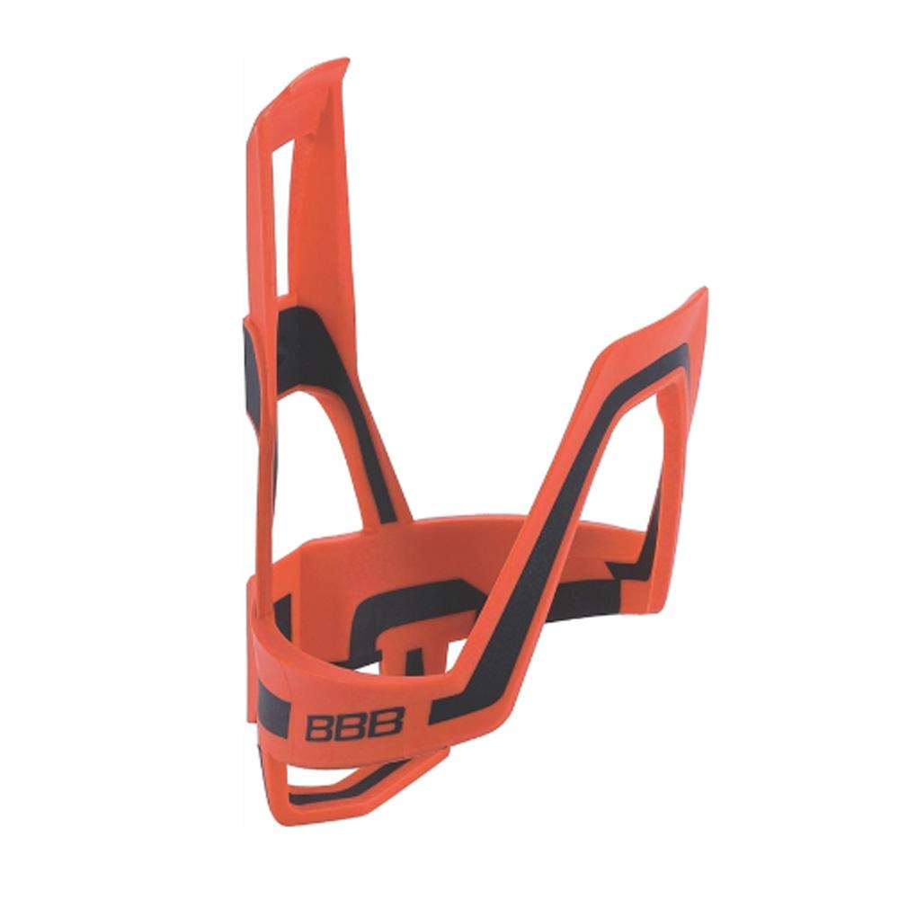 Купить Флягодержатель Bbb Dualcage Оранжевый/черный, унисекс, Фляги и флягодержатели