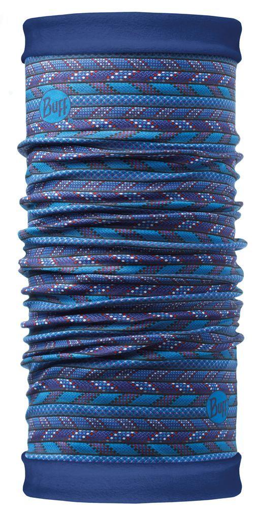 Бандана BUFF Polar Buff CORDES / BLUE DEPTHS Банданы и шарфы ® 1168621  - купить со скидкой