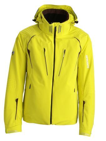 Купить Куртка горнолыжная DESCENTE 2014-15 Swiss WC LMN/DBR Одежда 1139556