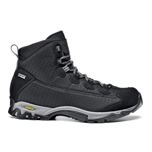 Купить Ботинки городские (высокие) Asolo Sporting Funny GV ML Black-Black Обувь для города 757892