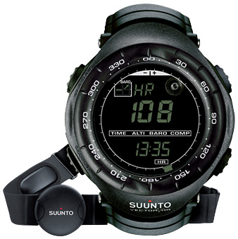 Часы Suunto VECTOR HR BLACK