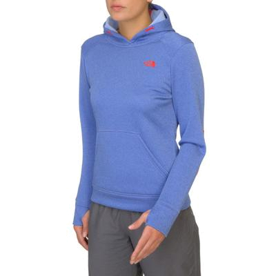 Жакет туристический THE NORTH FACE 2014 TKW HIKING W WICKED CRAG HOODIE DAZZLING BLUE синий