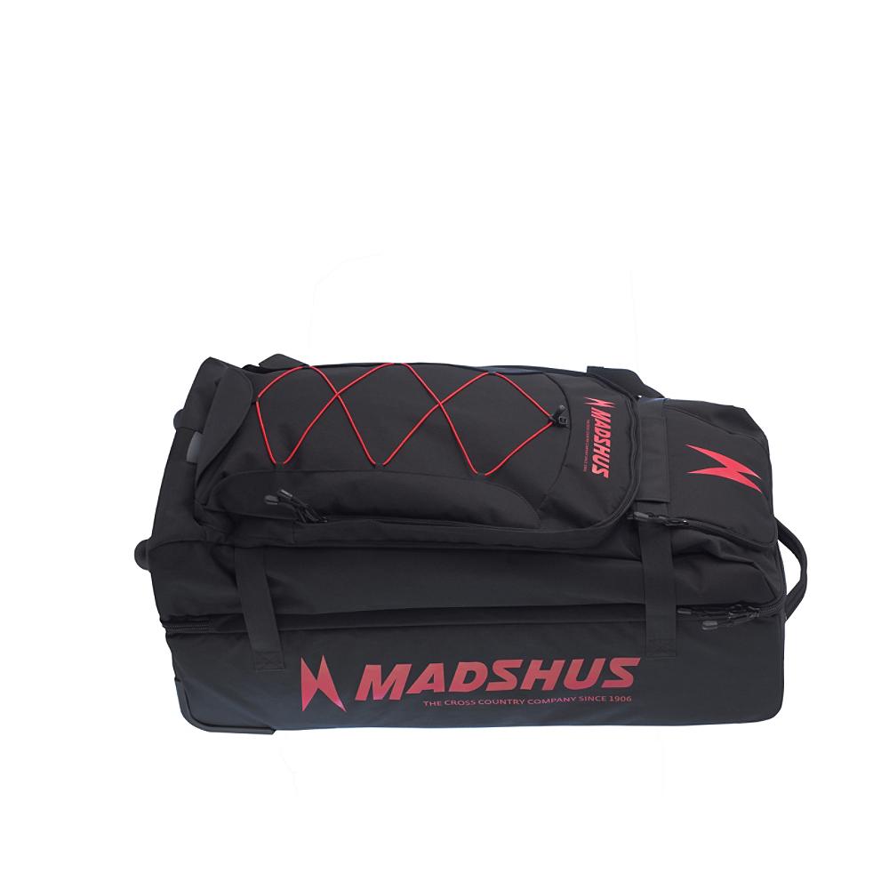 Купить Сумка на колесах MADSHUS 2014-15 BELTS & STRAPS TRAVEL BAG Сумки 1127225