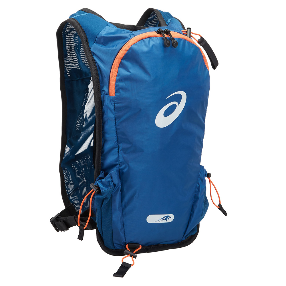 женский рюкзак asics, синий