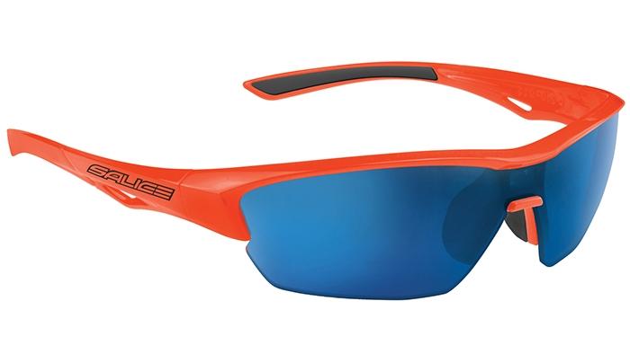 Очки Солнцезащитные Salice 011Rw Orange/rw Blue от КАНТ