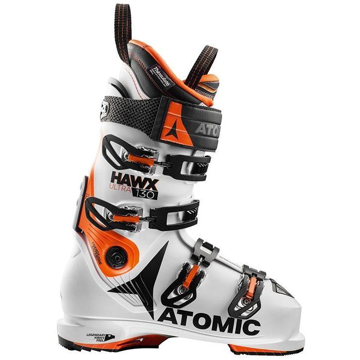 f4efa7e3e8c5 Горнолыжные ботинки Atomic 2017-18 HAWX ULTRA 130 White Orange Blac ...