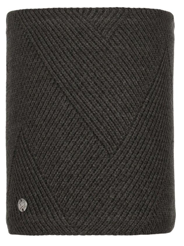 Шарф Buff Knitted & Polar Neckwarmer Disa Black