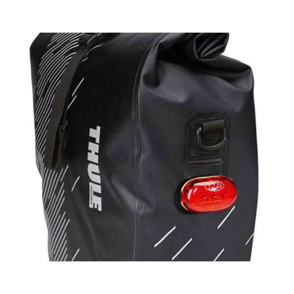 Сумка Thule Pack N Pedal Shield Pannier L, Салатовые от КАНТ