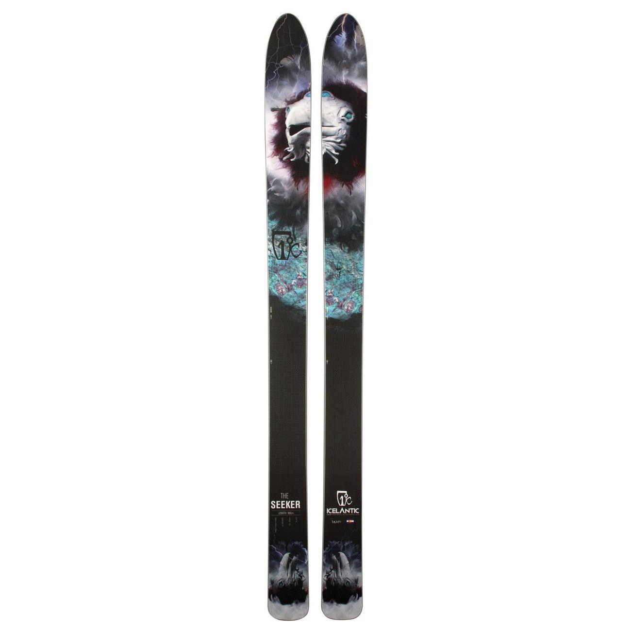 Купить Горные лыжи ICELANTIC 2014-15 SEEKER, лыжи, 1138721