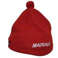 Купить Шапка MADSHUS RACE HAT RED (красный) Головные уборы, шарфы 650626