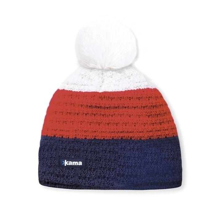 Шапка Kama A50 off white, Головные уборы, шарфы, 1083682  - купить со скидкой