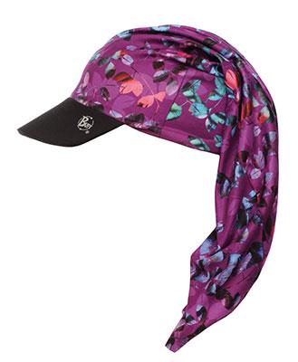 Бандана BUFF VISOR NEONLIGHTS Банданы и шарфы Buff ® 763504  - купить со скидкой