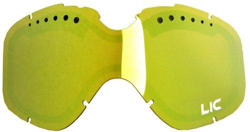 Купить Линза Liquid Image 2011-12 Snow Goggle Lens Gold Ionized Очки горнолыжные 782097