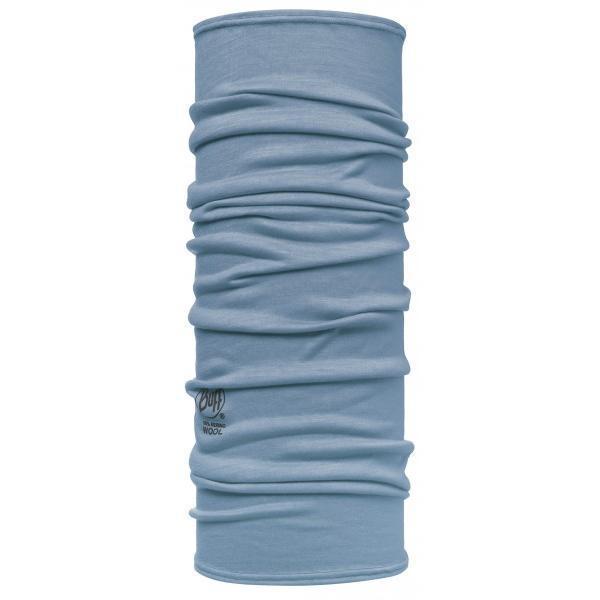 Бандана BUFF Wool Plain WOOL CHINA BLUE Банданы и шарфы Buff ® 1079887  - купить со скидкой