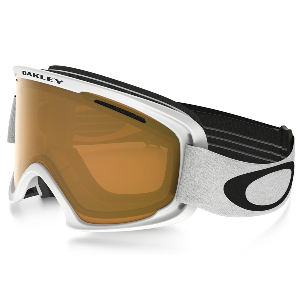 Купить Очки горнолыжные Oakley O2 XM MATTE WHITE/PERSIMMON/, горнолыжные, 1354139