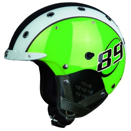 Зимний Шлем Casco SP - 3 Airwolf  89 FX-MagnetLink 89-GREEN (2591.)