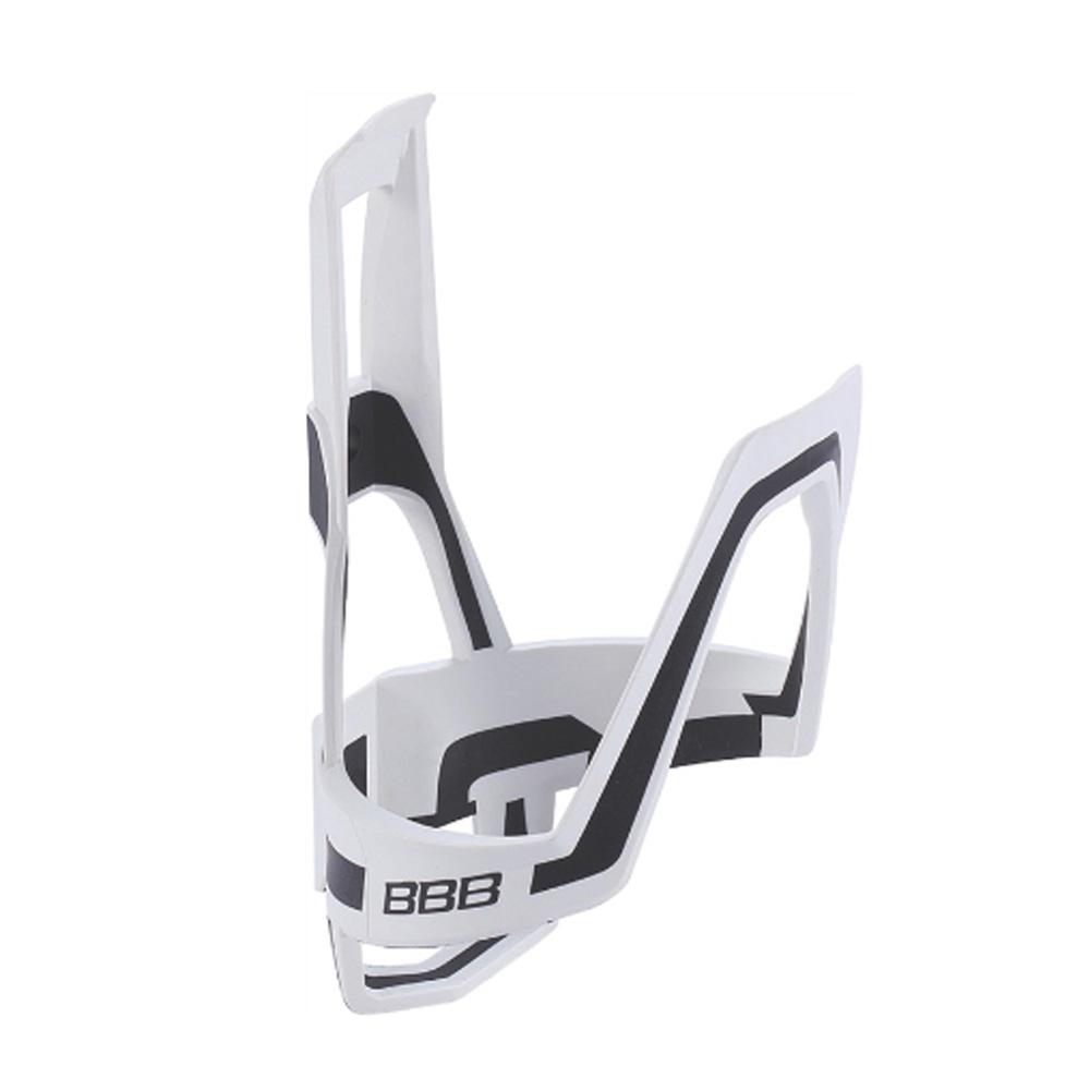 Купить Флягодержатель Bbb Dualcage Белый/черный, унисекс, Фляги и флягодержатели