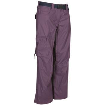Брюки сноубордические POWDER ROOM 2011-12 SUPER NOVA BELTED PANT - INSULATED 83 Plum